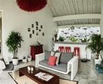 3V Kerobokan Villas - Living & Dining Area