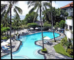 Club Bali Mirage - Pool View