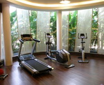Gending Kedis Luxury Villas - Fitness Center