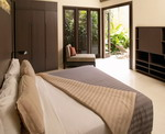 Ahimsa Beach - Villa Bedroom