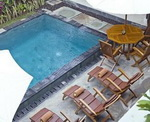 Amansari Villa - Swimming Pool