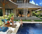Aneka Beach Hotel - Family Suites