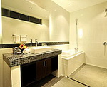 Arama Riverside Villas Legian - Bathroom