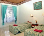 Bakung Beach Cottages - Twin Bedroom