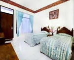 Bakung Beach Cottages - Room Interior