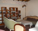 Bali Diary Boutique Hotel - Library