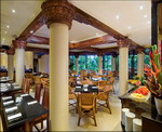 Bali Garden Beach Resort - Restaurant