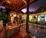 Dura Villas Bali - Candle Light Dinner