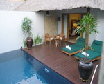 The Santosa Villas & Resort - Deluxe Suite with Po
